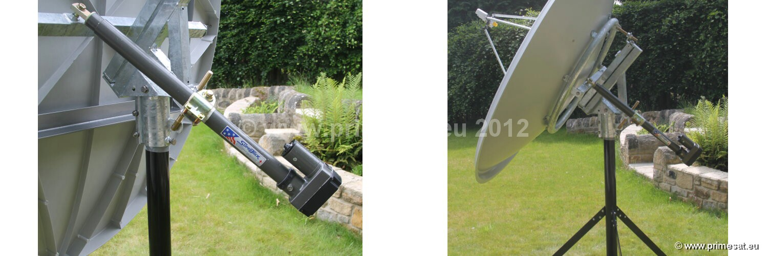36v Actuators  Satellite Dish 36 Volt Linear Actuators  Genuine Superjack Actuators And