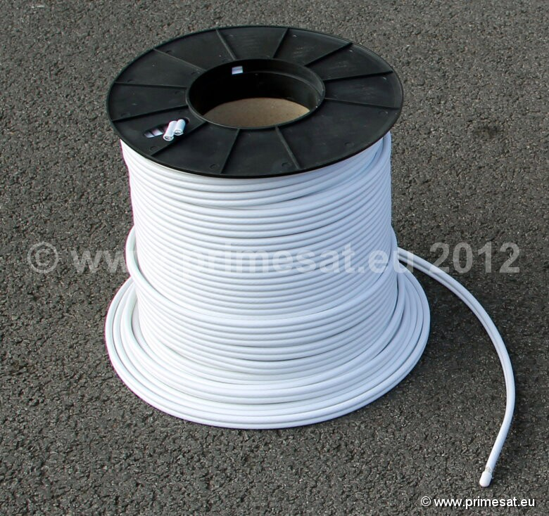 SATELLITE CABLE. Coax, Made up satellite cables. Primesat UK cable ...